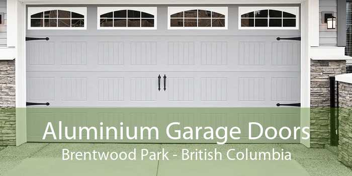 Aluminium Garage Doors Brentwood Park - British Columbia