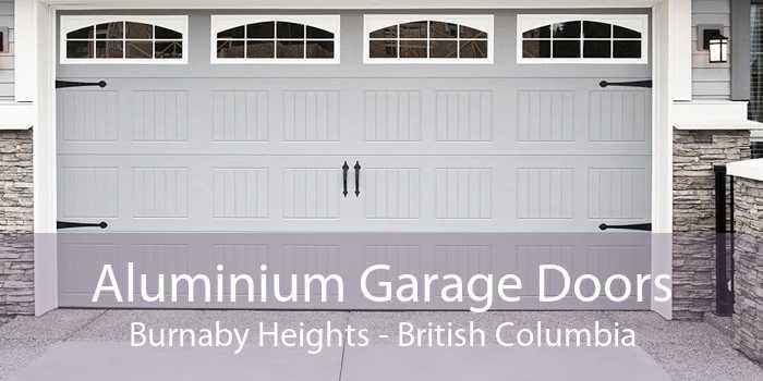 Aluminium Garage Doors Burnaby Heights - British Columbia