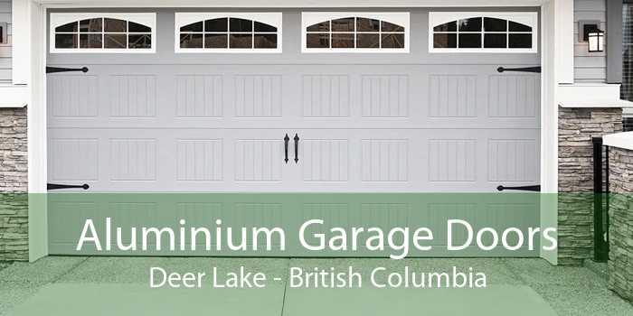 Aluminium Garage Doors Deer Lake - British Columbia