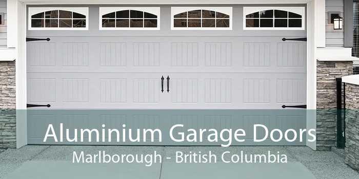 Aluminium Garage Doors Marlborough - British Columbia