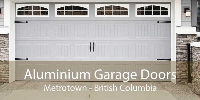 Aluminium Garage Doors Metrotown - British Columbia