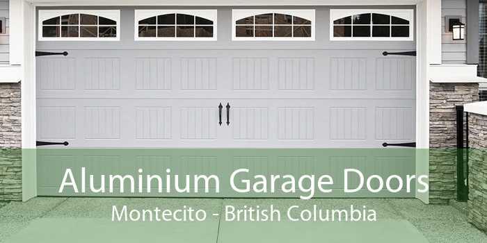 Aluminium Garage Doors Montecito - British Columbia