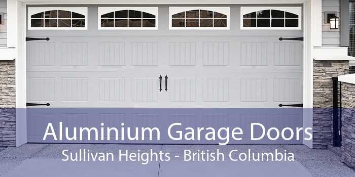 Aluminium Garage Doors Sullivan Heights - British Columbia