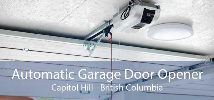 Automatic Garage Door Opener Capitol Hill - British Columbia