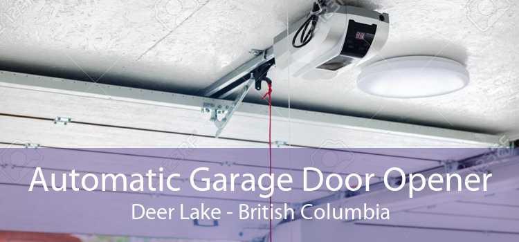 Automatic Garage Door Opener Deer Lake - British Columbia