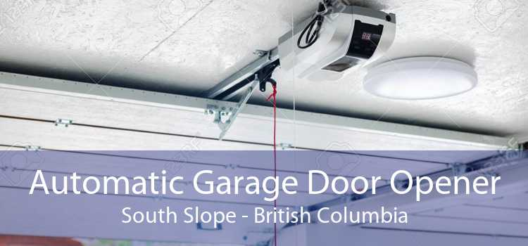 Automatic Garage Door Opener South Slope - British Columbia