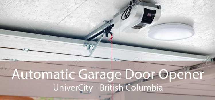 Automatic Garage Door Opener UniverCity - British Columbia