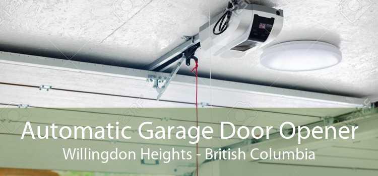 Automatic Garage Door Opener Willingdon Heights - British Columbia