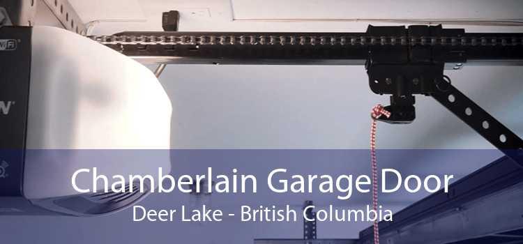Chamberlain Garage Door Deer Lake - British Columbia