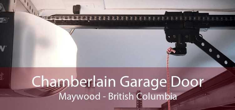 Chamberlain Garage Door Maywood - British Columbia