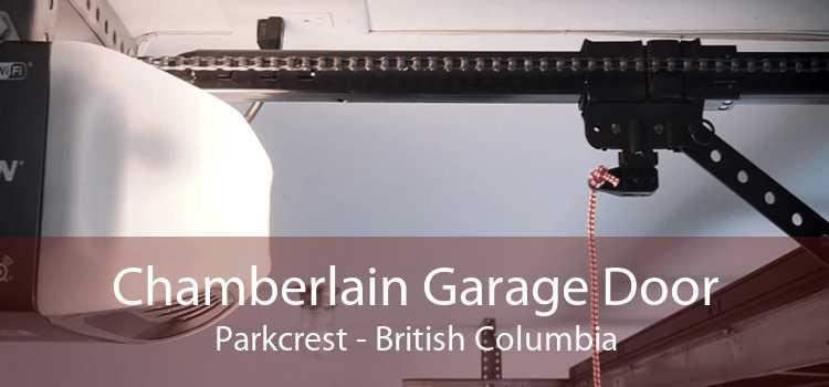 Chamberlain Garage Door Parkcrest - British Columbia