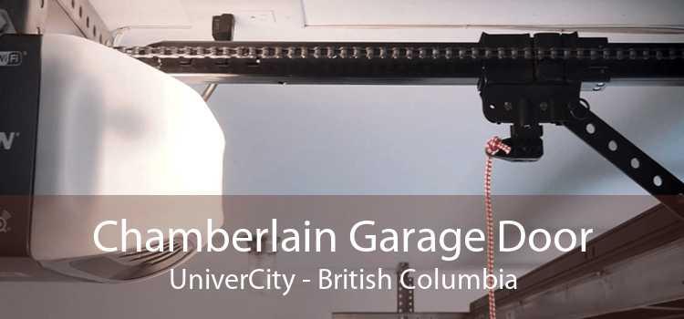 Chamberlain Garage Door UniverCity - British Columbia