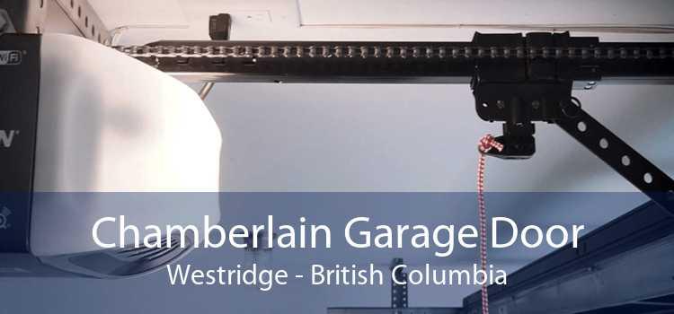 Chamberlain Garage Door Westridge - British Columbia