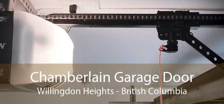Chamberlain Garage Door Willingdon Heights - British Columbia