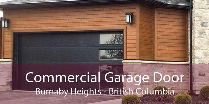 Commercial Garage Door Burnaby Heights - British Columbia