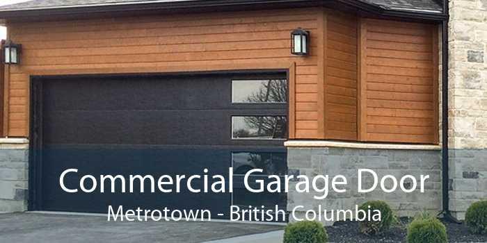 Commercial Garage Door Metrotown - British Columbia