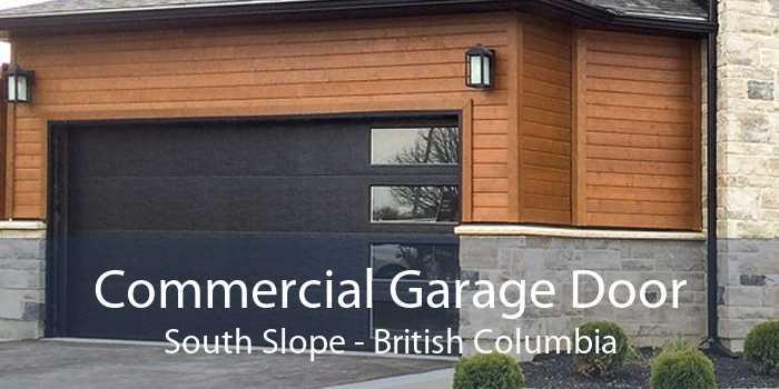 Commercial Garage Door South Slope - British Columbia
