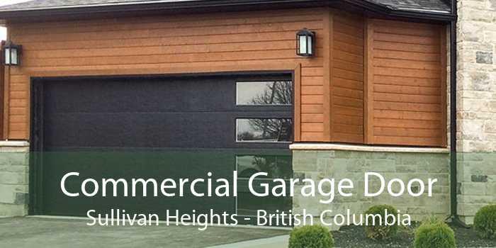 Commercial Garage Door Sullivan Heights - British Columbia