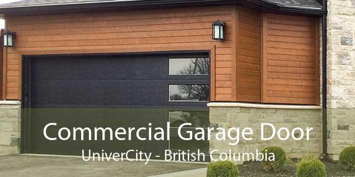 Commercial Garage Door UniverCity - British Columbia