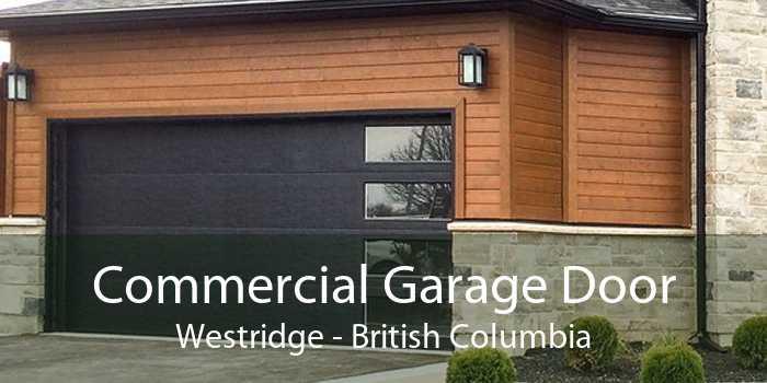 Commercial Garage Door Westridge - British Columbia