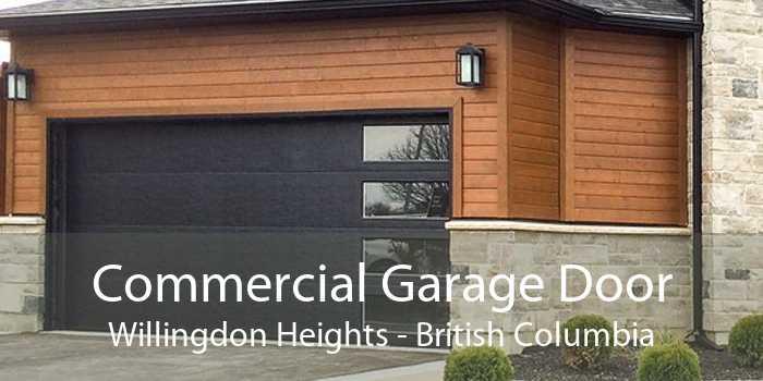 Commercial Garage Door Willingdon Heights - British Columbia