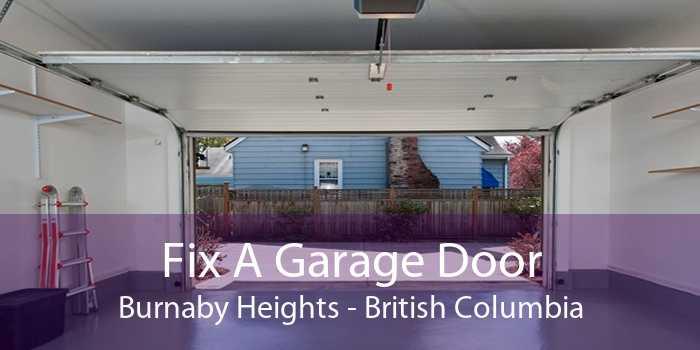Fix A Garage Door Burnaby Heights - British Columbia