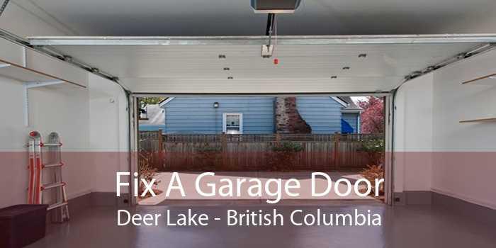 Fix A Garage Door Deer Lake - British Columbia