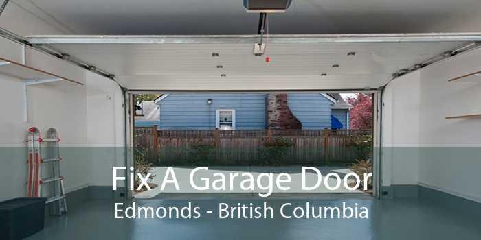 Fix A Garage Door Edmonds - British Columbia