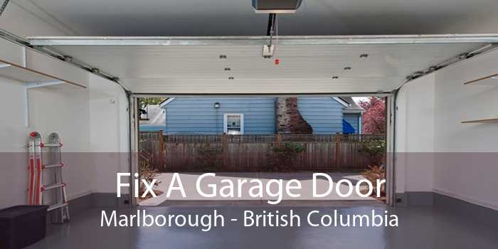 Fix A Garage Door Marlborough - British Columbia