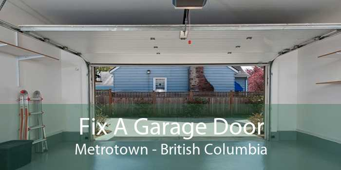 Fix A Garage Door Metrotown - British Columbia