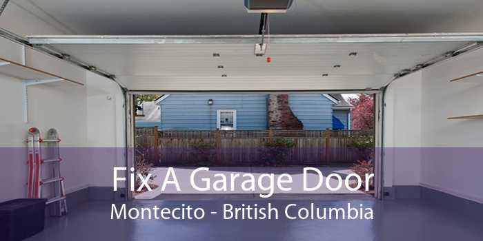 Fix A Garage Door Montecito - British Columbia