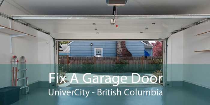 Fix A Garage Door UniverCity - British Columbia