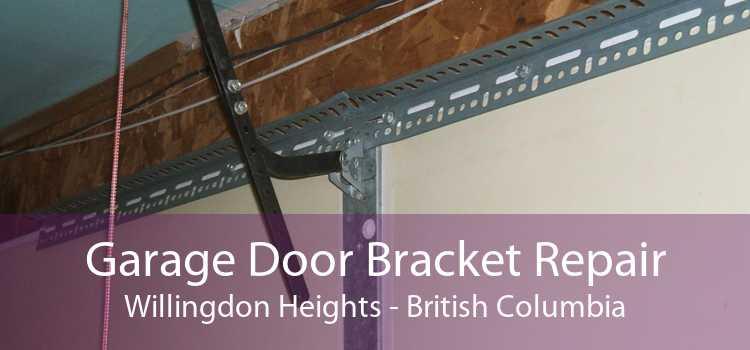 Garage Door Bracket Repair Willingdon Heights - British Columbia