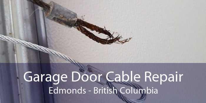 Garage Door Cable Repair Edmonds - British Columbia