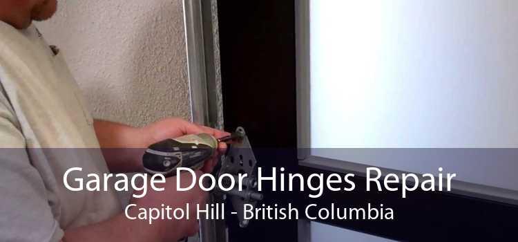 Garage Door Hinges Repair Capitol Hill - British Columbia