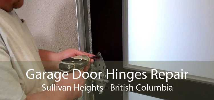 Garage Door Hinges Repair Sullivan Heights - British Columbia