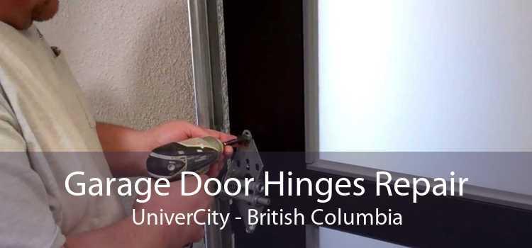 Garage Door Hinges Repair UniverCity - British Columbia