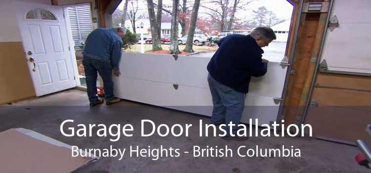 Garage Door Installation Burnaby Heights - British Columbia
