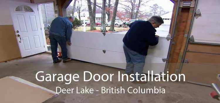 Garage Door Installation Deer Lake - British Columbia
