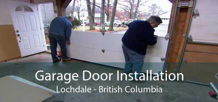 Garage Door Installation Lochdale - British Columbia