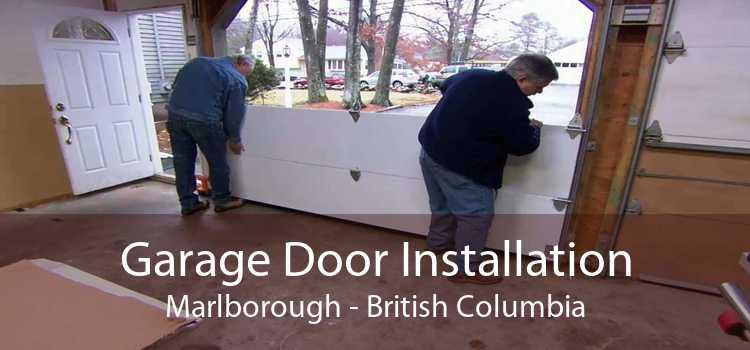 Garage Door Installation Marlborough - British Columbia