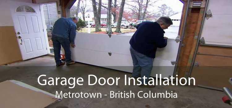 Garage Door Installation Metrotown - British Columbia