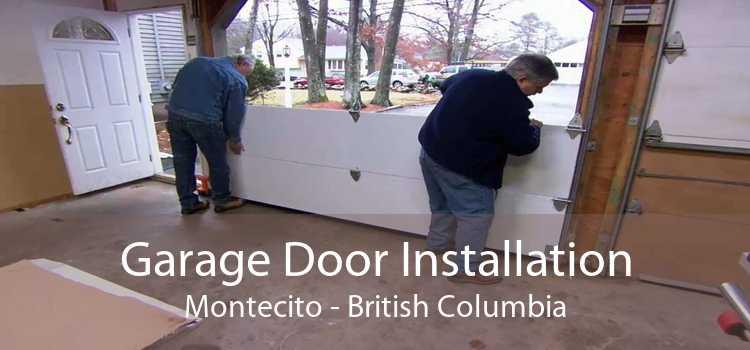 Garage Door Installation Montecito - British Columbia