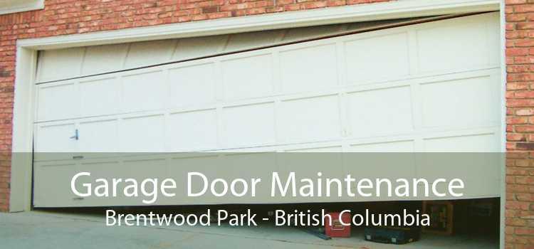 Garage Door Maintenance Brentwood Park - British Columbia