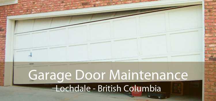 Garage Door Maintenance Lochdale - British Columbia