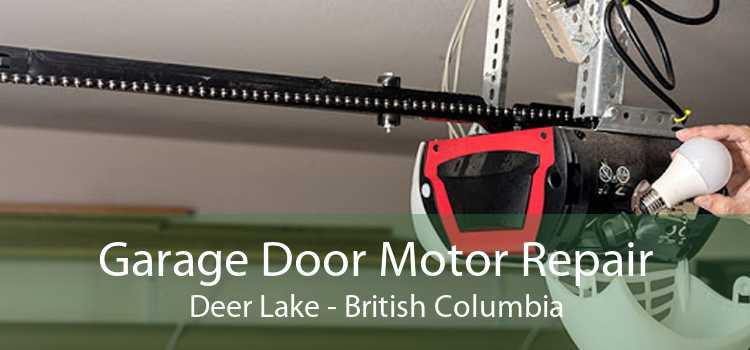 Garage Door Motor Repair Deer Lake - British Columbia