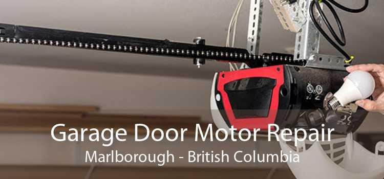 Garage Door Motor Repair Marlborough - British Columbia