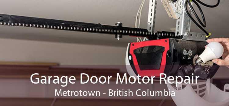 Garage Door Motor Repair Metrotown - British Columbia