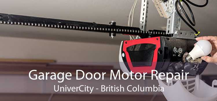 Garage Door Motor Repair UniverCity - British Columbia