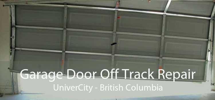 Garage Door Off Track Repair UniverCity - British Columbia